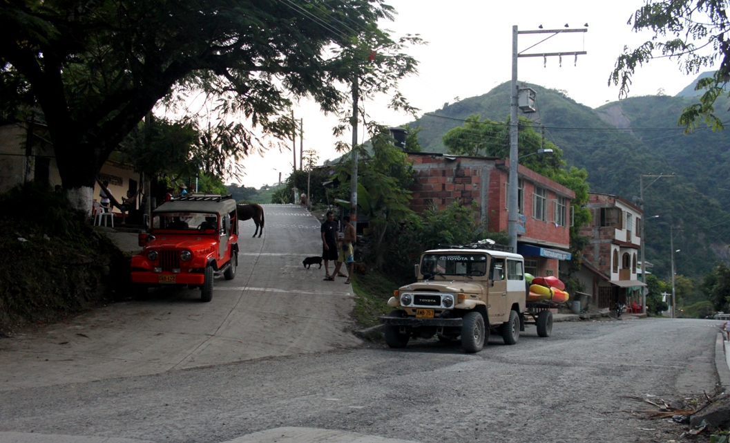 Tobia, Colombia