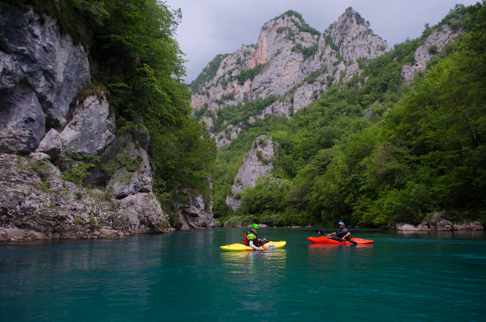 Bosnia Montenegro Road Trip With River Flair May The UK - World famous river name