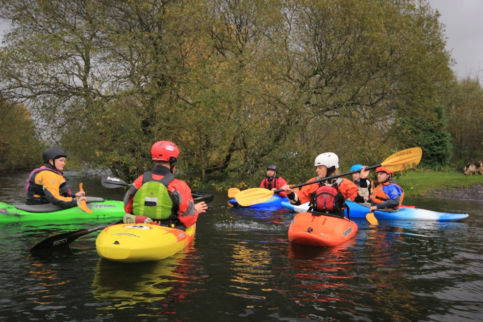 British Canoeing Foundation Safety & Rescue Training Course